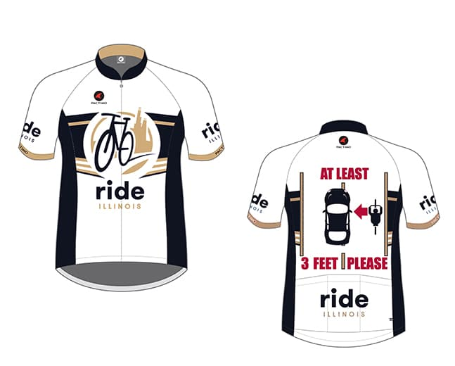 Share the Road Bike Jersey